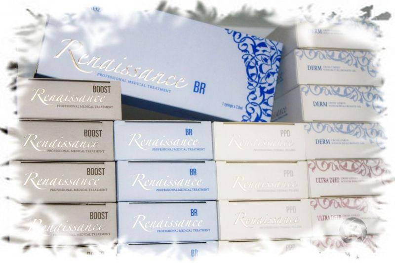 Филлер (filler) Renaissance BR: инновационный препарат, оказывающий эффект выраженной ревитализации и осветления кожи