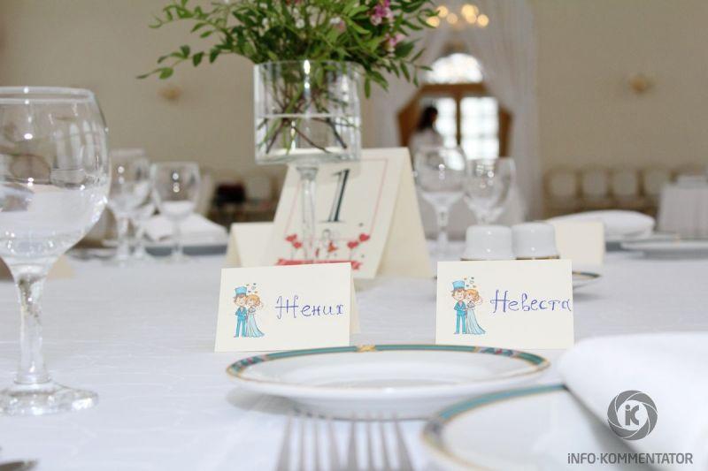 Жених и невеста: организация и проведение свадьбы в Петербурге