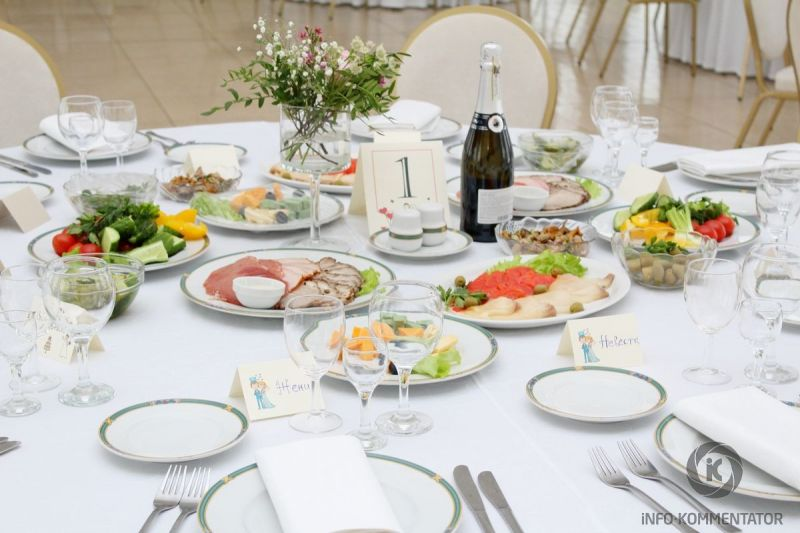 Организация и проведение свадьбы в Петербурге и Пушкине