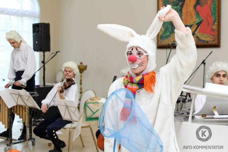 Проведение корпоративных и детских праздников в Петербурге и Пушкине