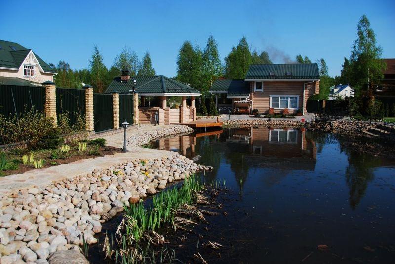 Монтаж системы водоснабжения загородного дома в Ленинградской области (Ленобласти)