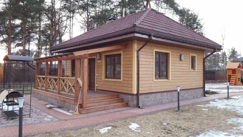 Монтаж инженерных систем: отопление и водоснабжение загородного дома (коттеджа) в Ленинградской области (Ленобласти)