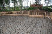 Подготовительные работы по строительству загородного дома в Ленинградской области (Ленобласти)