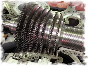 Дальэнергомаш: производство лопаток для газовых турбин в Хабаровске